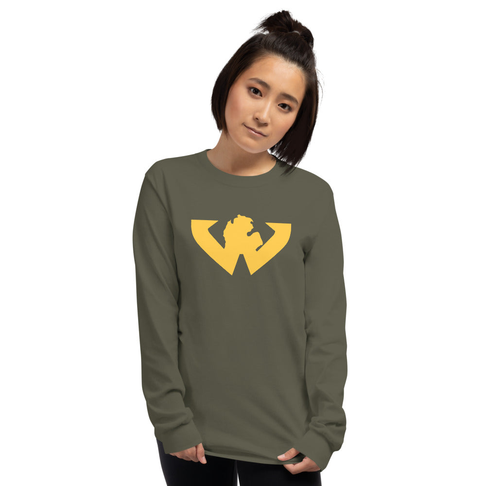 Wayne Unisex Long Sleeve Shirt