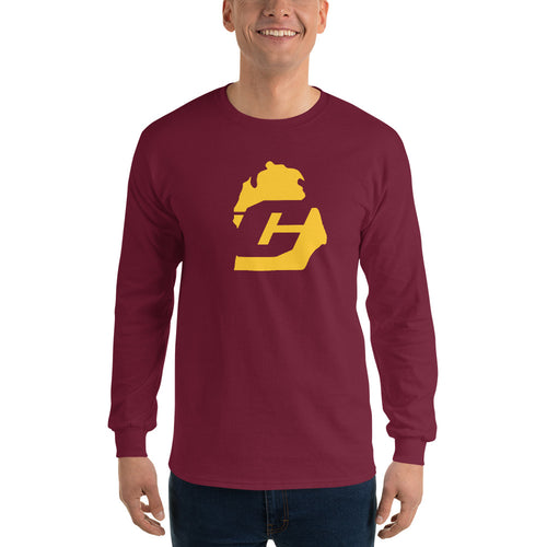Central Unisex Long Sleeve Shirt