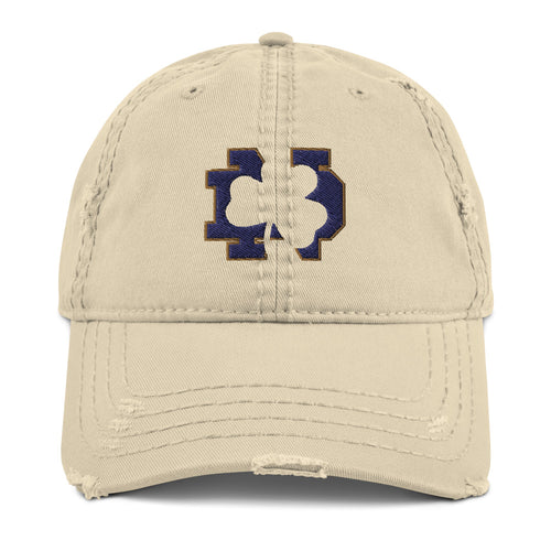 IRISH Distressed Hat
