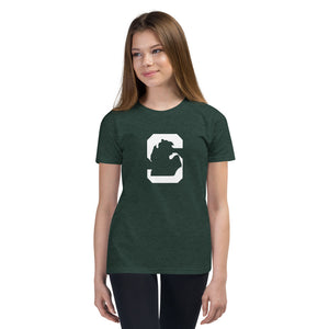 GO GREEN Youth T-Shirt