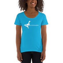 Pure Michigander Ladies T-Shirt