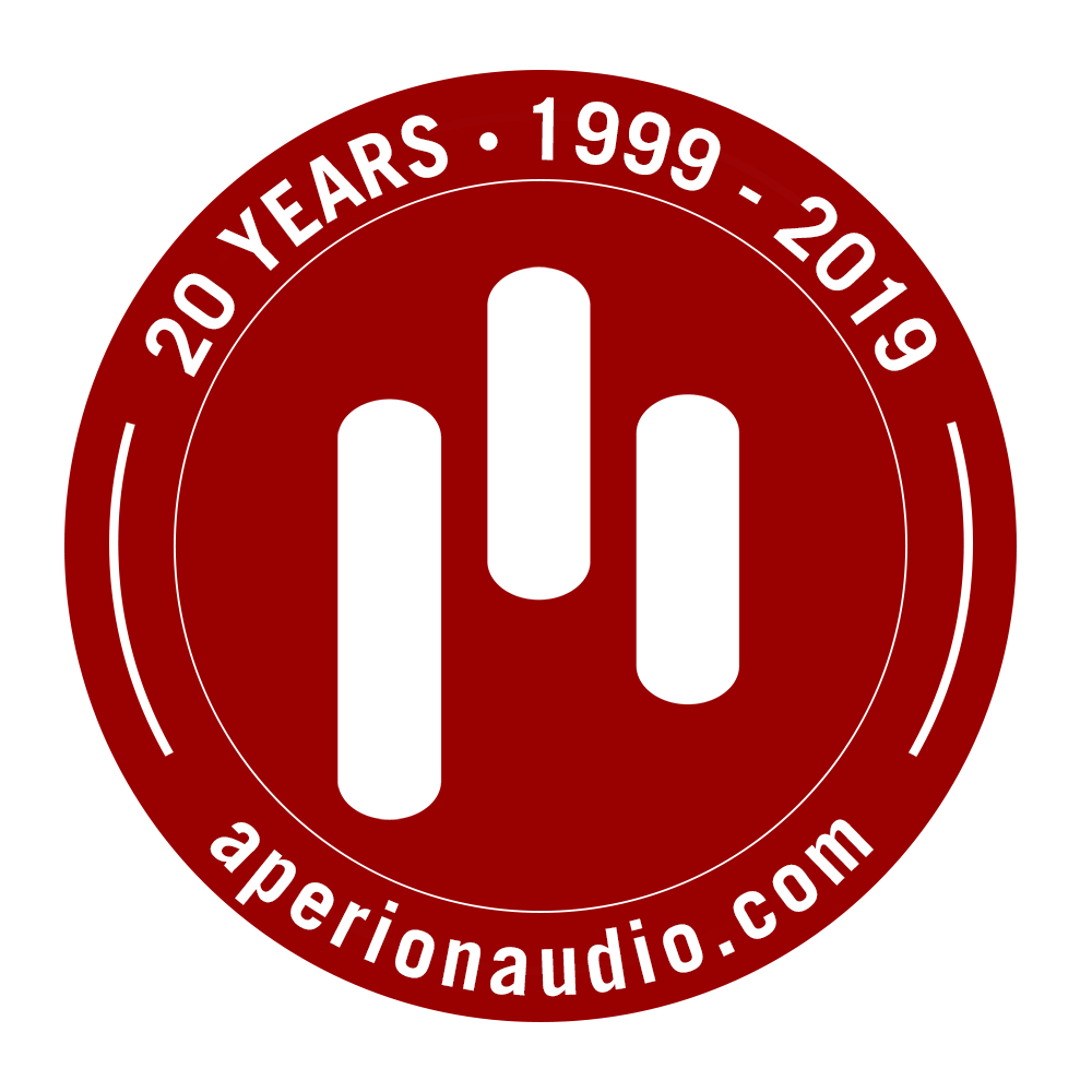 20-Years of Aperion Audio