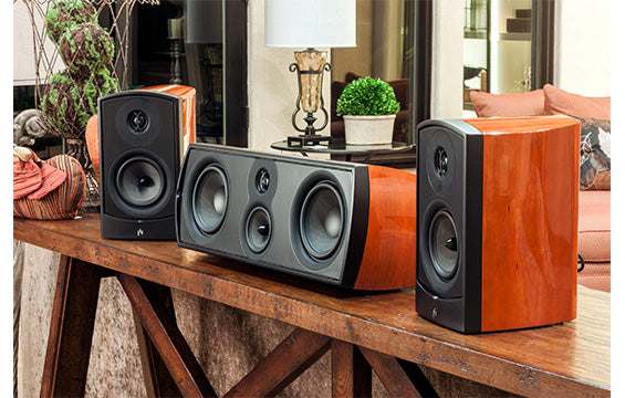 Stay Fresh! Aperion Audio Speakers and Reviews!