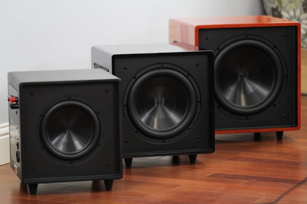 The Aperion Guide to Choosing a Subwoofer