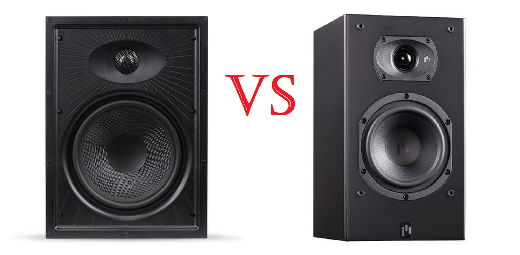 Architectural Speakers vs Traditional Box Speakers
