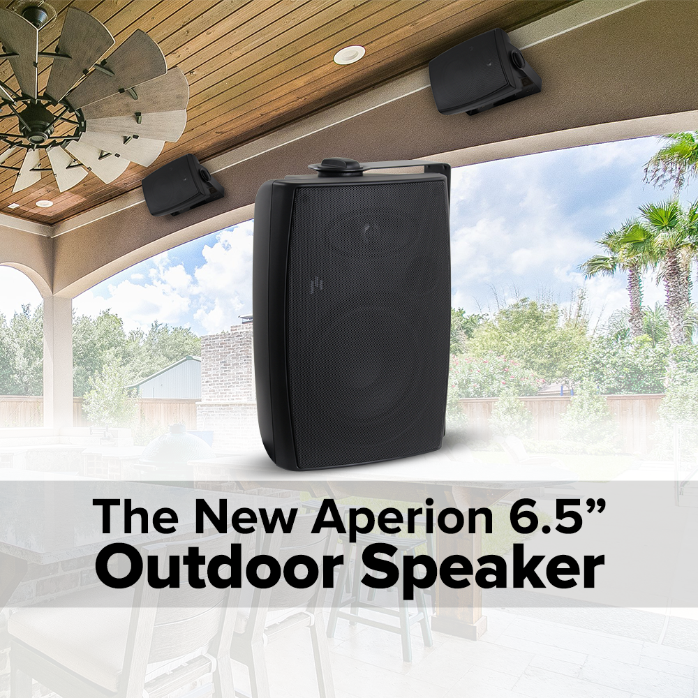 Tips and Tricks to Optimize Your Outdoor Speaker Performance