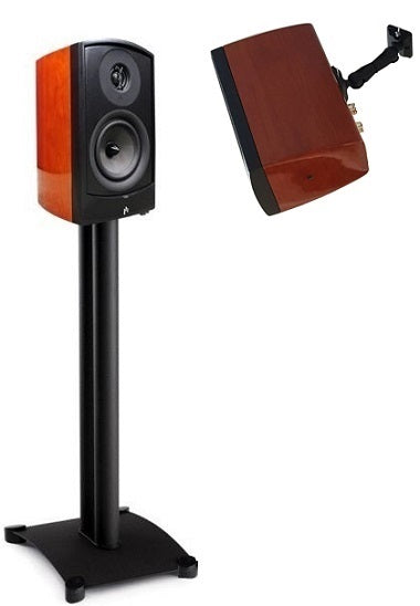 Speaker Stands vs. Wall Mounts