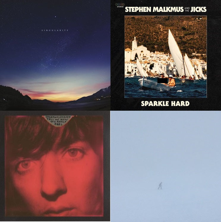Spring New Releases Album Review Round Up