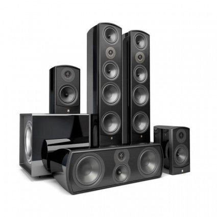 The Aperion Guide to Home Theater Speaker Types
