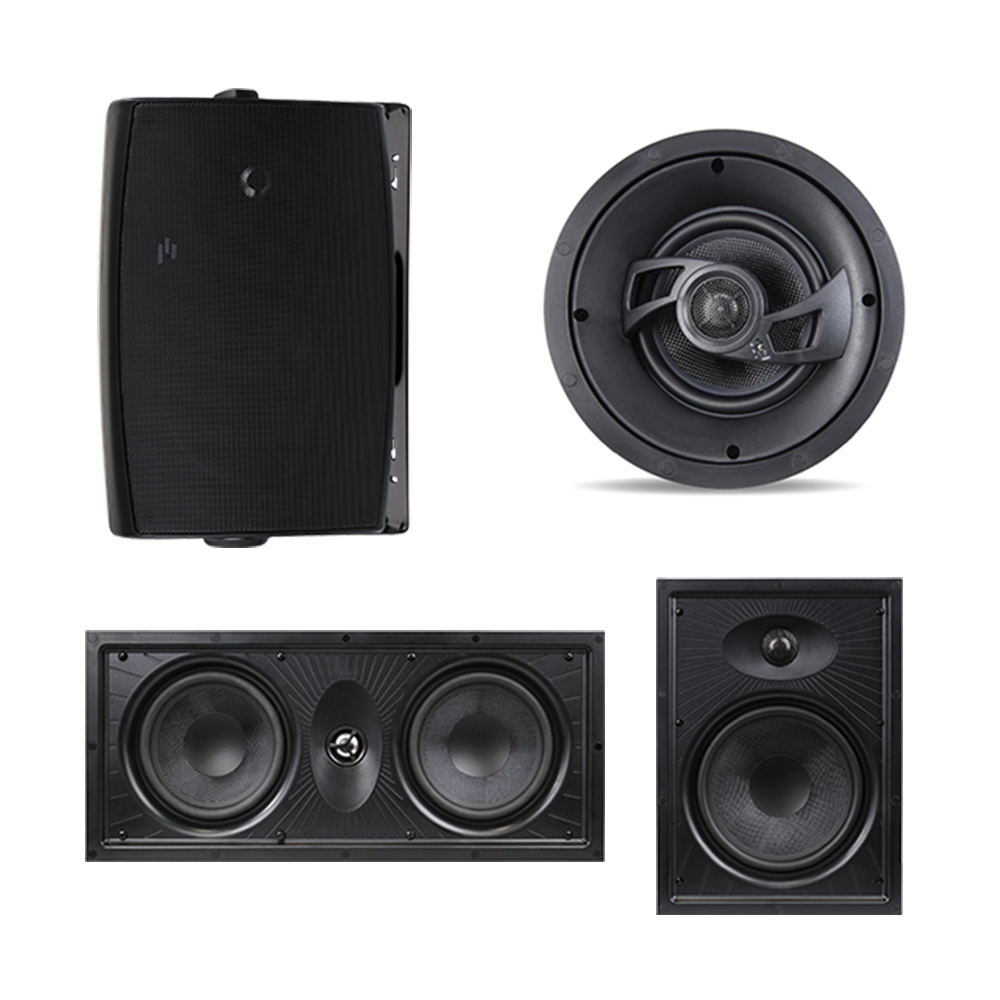 Architectural Speakers - Aperion Audio