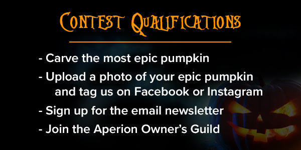 Halloween 2020 Contest Rules