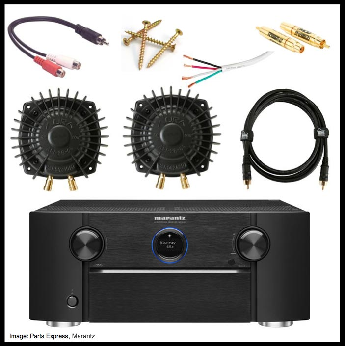 How to Install Bass Shakers In Your Home Theater – Aperion Audio