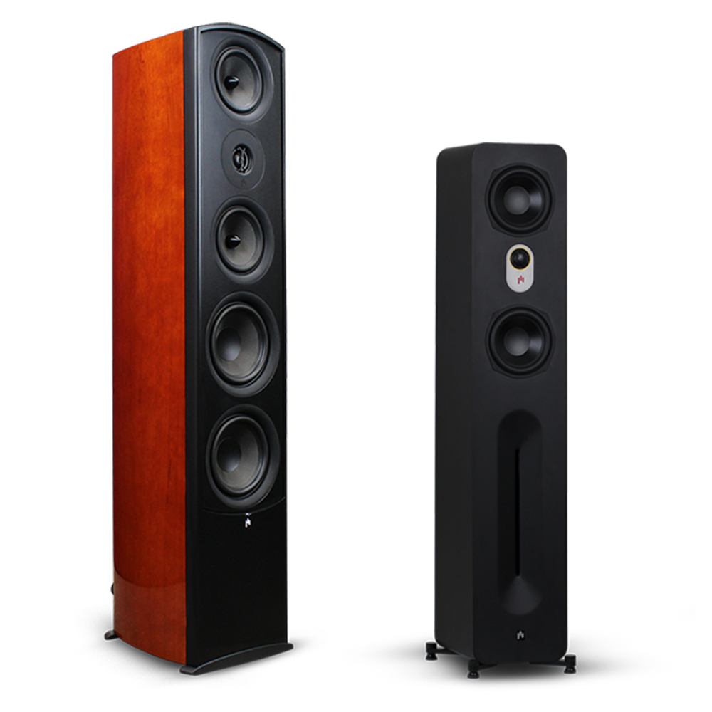 Tower Speakers - Aperion Audio
