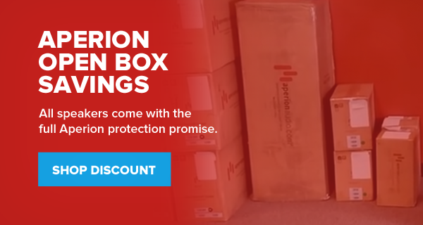Open Box Savings