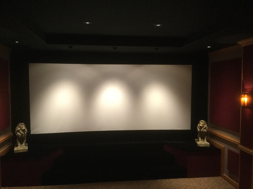Magnificent How Architectural Speakers Can Improve Your Home Theater Interior Design Ideas Helimdqseriescom