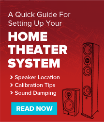 A blueprint for your home theater system