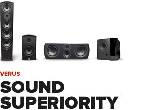 Verus Home Audio - Sound Superiority