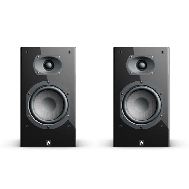 Closeout (New in Box) ~ Intimus 5B Bookshelf Speaker Pair - Gloss Black