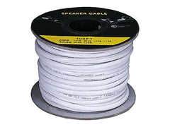 In-Wall and In-Ceiling 14AWG CL2 Rated Speaker Wire - 100 Ft. - Aperion Audio