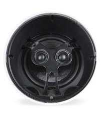 "Open Box ~ Aperion Audio 6.5"" Woofer & Dual Tweeter In-Ceiling Kitchen Bathroom Bedroom 2-Channel Speaker"