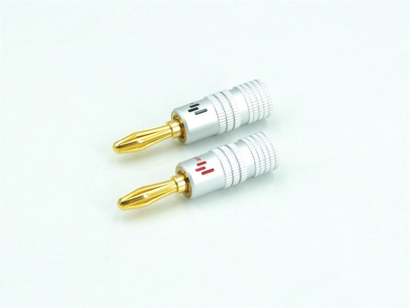 Aperion Audio Banana Plugs - 5 pair