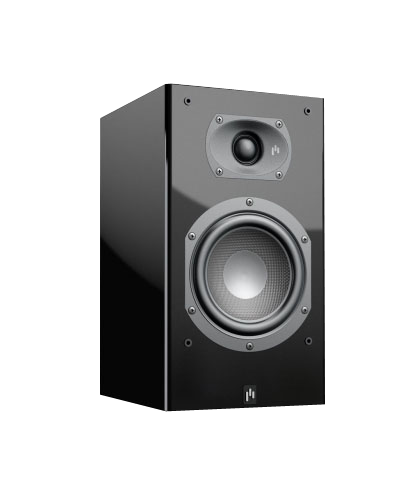 Closeout ~ Intimus 5B Bookshelf Speaker Pair - Gloss Black