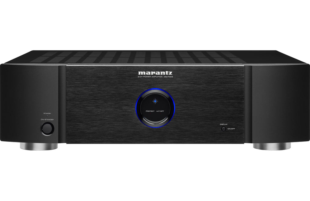 Marantz MM7025 2-Channel Power Amplifier - Aperion Audio