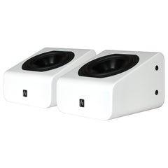 Open Box ~ Aperion Audio A5 Immersive Height Module Pair - Pure White