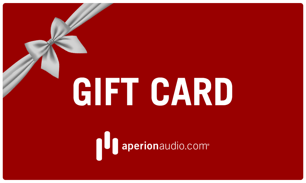 Gift Card - Aperion Audio