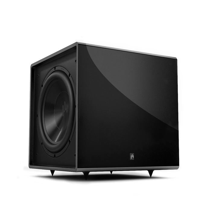 Open Box ~ Bravus II 10D Powered Subwoofer - Gloss Black