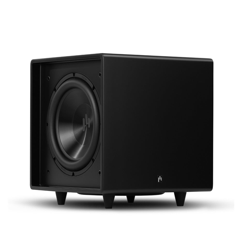 Aperion Audio Bravus II 10D 500W Class D Powered Subwoofer - Aperion Audio
