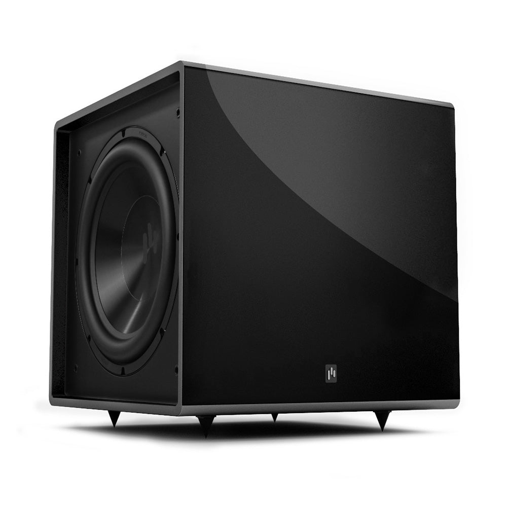 Aperion Audio Bravus II 12D 650W Class D Powered Subwoofer