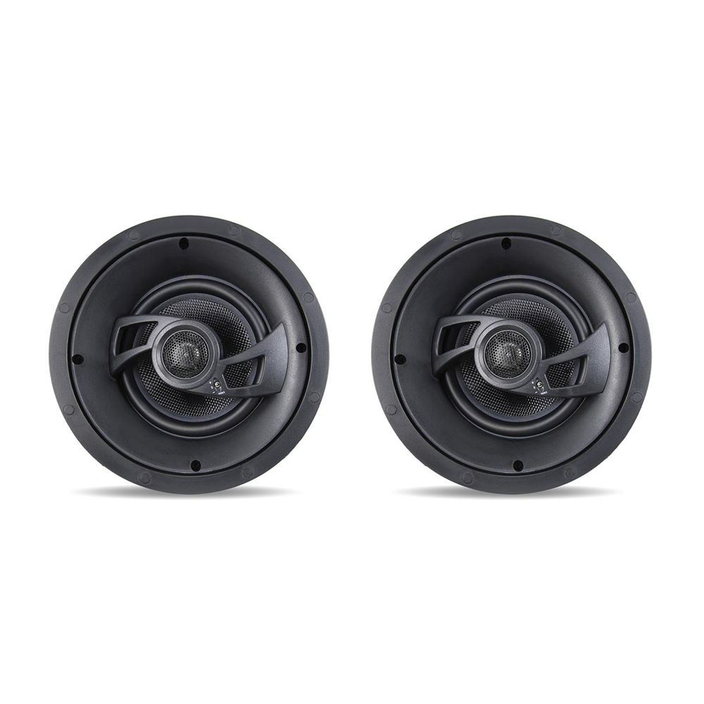 "Aperion Audio Clearus 2-Way 6.5"" In-Ceiling Speaker Pair"