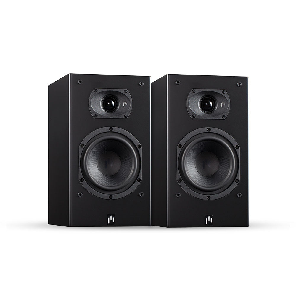 Open Box ~ Intimus 5B Bookshelf Speaker Pair - Stealth Black
