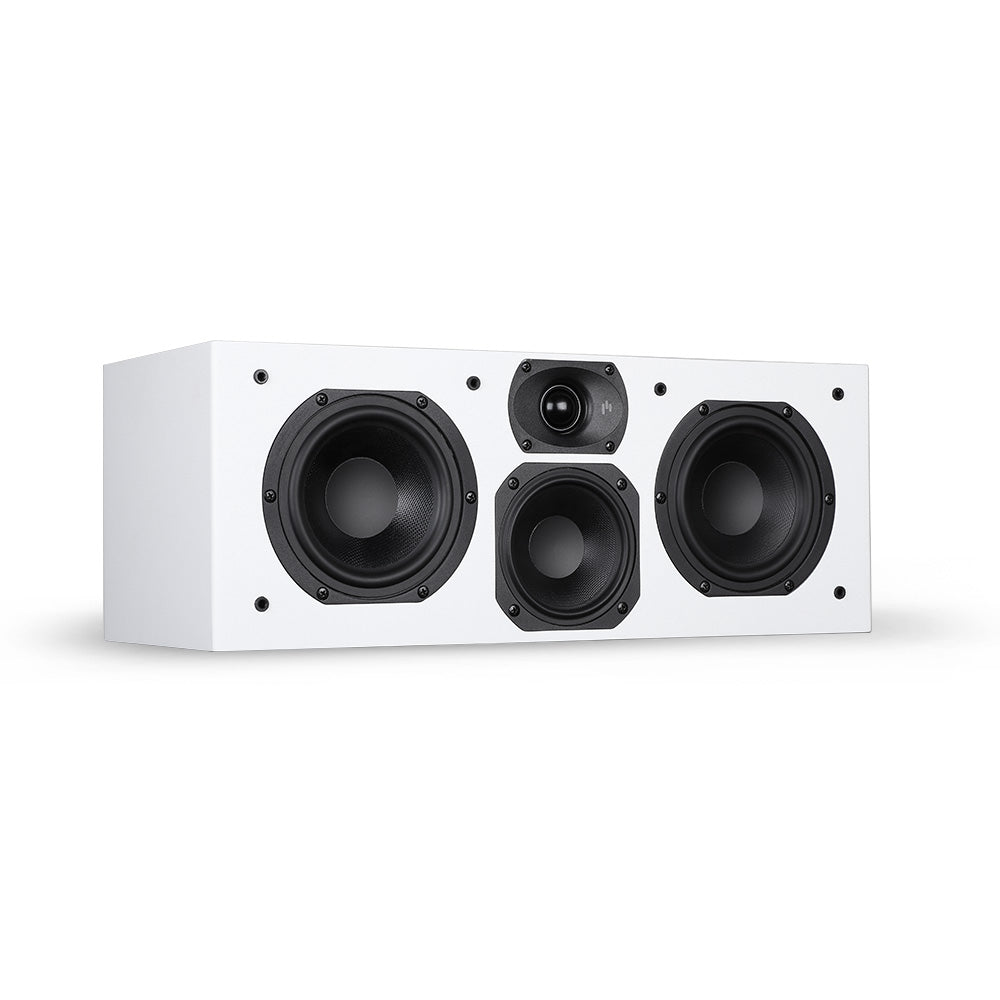 Closeout (New in Box) - Intimus 5C Center Channel Speaker - Pure White