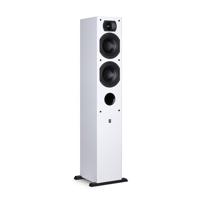 Open Box ~ Intimus 5T Tower Speaker - Pure White - Aperion Audio