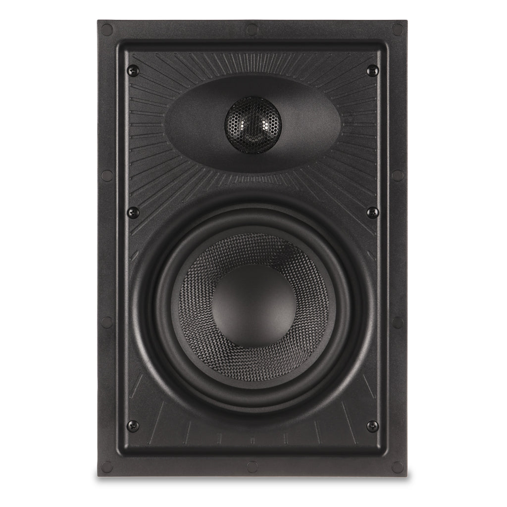 "Aperion Audio Clearus 6W 2-Way 6.5"" In-Wall Speaker"