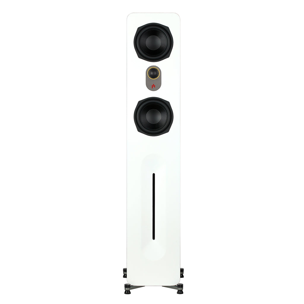 "Open Box ~ Aperion Audio Novus 5.25"" 2-Way Tower Floorstanding Speaker - Aperion Audio"