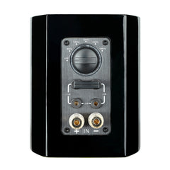 Aperion Audio Aluminum Ribbon Super Tweeter Speaker - Single Gloss Black - Aperion Audio