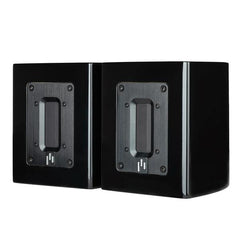 Aperion Audio Aluminum Ribbon Super Tweeter Speaker Pair Gloss Black - Aperion Audio