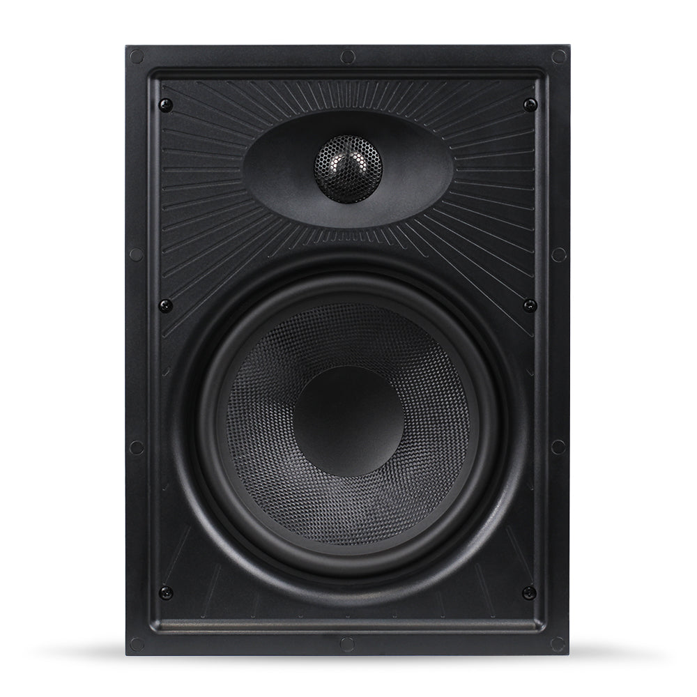 "Aperion Audio Clearus 2-Way 8"" In-Wall Speaker Pair - Aperion Audio"