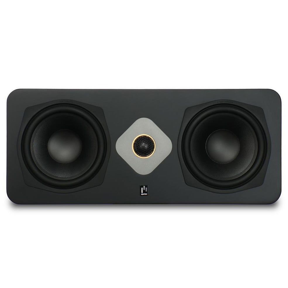 "Aperion Audio Novus 6.5"" 2-Way Slim LCR Wall & Surround Speaker (Single) - Aperion Audio"