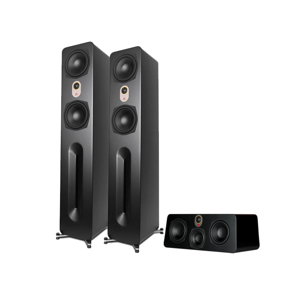 "Novus 6.5"" Tower and Center 3.0 Front Sound Stage"