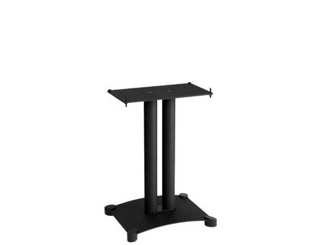 "Sanus Steel Series 22"" Center Chanel Speaker Stand - Aperion Audio"