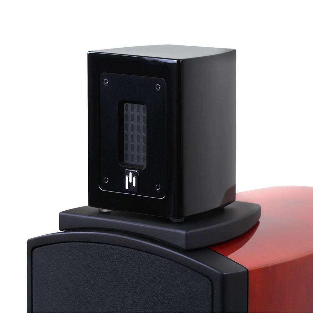 Aperion Audio Planar-Magnetic Flat Ribbon Super Tweeter Speaker - Single - Gloss Black - Aperion Audio