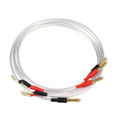 Premium Silver Cable Set - Aperion Audio