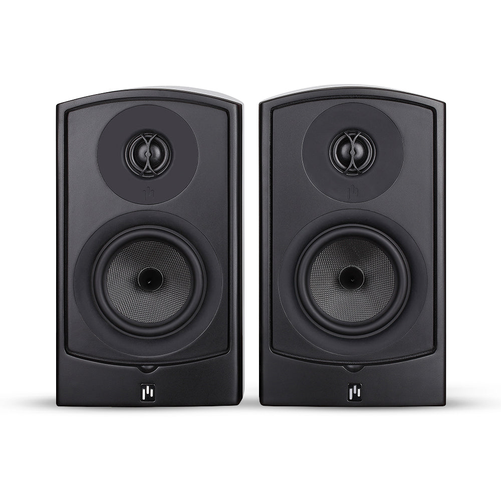 Open Box ~ Verus II Grand Bookshelf Speaker Pair - Gloss Cherry