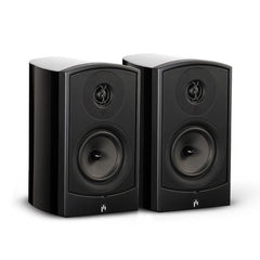 Closeout ~ Verus II Grand Bookshelf Speaker Pair - Gloss Black - Aperion Audio