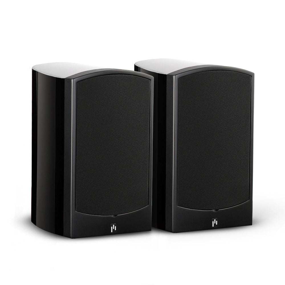 Open Box ~ Verus III Grand Bookshelf Speaker Pair - Gloss Black - Aperion Audio
