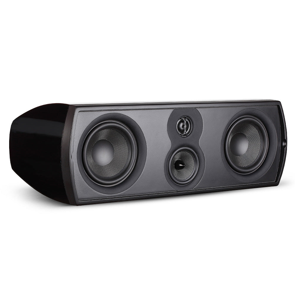 Open Box ~ Verus III Grand Center Channel Speaker - Gloss Black - Aperion Audio